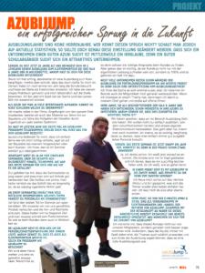 Bericht: Was bringt azubiJump