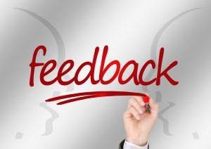 feedback Gespräch