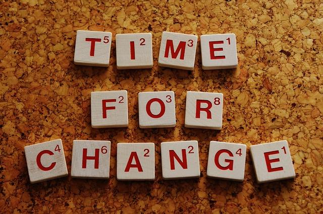 1. Veränderungen anstoßen